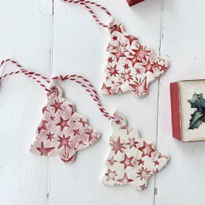 Ceramic & Clay Ornaments