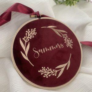 Fabric & Needlework Ornaments